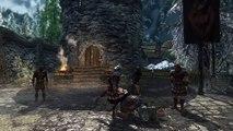 Freshly Modded Elder Scrolls V Skyrim FPS Test