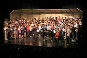 Dansi Na Kiumba sang by Junior High Honor Choir atYouth Honor Choir festival 2009