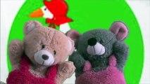 Goose Goose Gander Shorter Puppets Kids Lyrics | Puppet Children Rhymes Teddy Bear Cartoon Rhymes