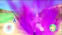 Dragon Ball Raging Blast Majin Buu, Super Buu and Kid Buu Movese Sub to TakisChips