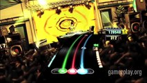 Guitar Hero Public Enemy Can't Truss It Gorillaz Dare HD video game trailer