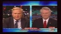 Democrat Zell Miller Slams Chris Matthews - Part 1 of 2