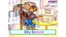 """Character Song"" CLIP - Teach Children Nursery Rhymes, Learning English, Teach Children"