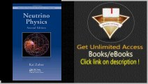 Neutrino Physics, Second Edition (Series in High Energy Physics, Cosmology and Gravitation) PDF