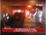 Son Mas de 500.000 Inmigrantes en CHILE, y los conflictos generados con la ciudadania.