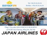 Nam Định: Đại lý cấp 1 Japan Airlines ở Nam Định , đại lý uỷ quyền Japan Airlines