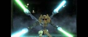Master Yoda VS Dark Yoda