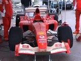 FERRARI  F1 Monaco 2007 pub SHELL