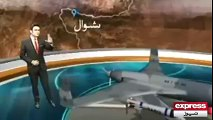 First ever pakistani Drone Burraq successfully hits its target