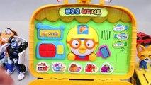 또봇 뽀로로 마트놀이 계산 놀이 타요 또봇 장난감 Pororo Mart Playset Toys Tobot Tayo Конструктор Игрушки