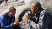 Obama mange un repas d'ours avec Bear Grylls