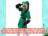 Customize-Manga Clothing Zelda Link LOZ Green Suit Shirt Cosplay Costumes With Belt & Hat Accessories