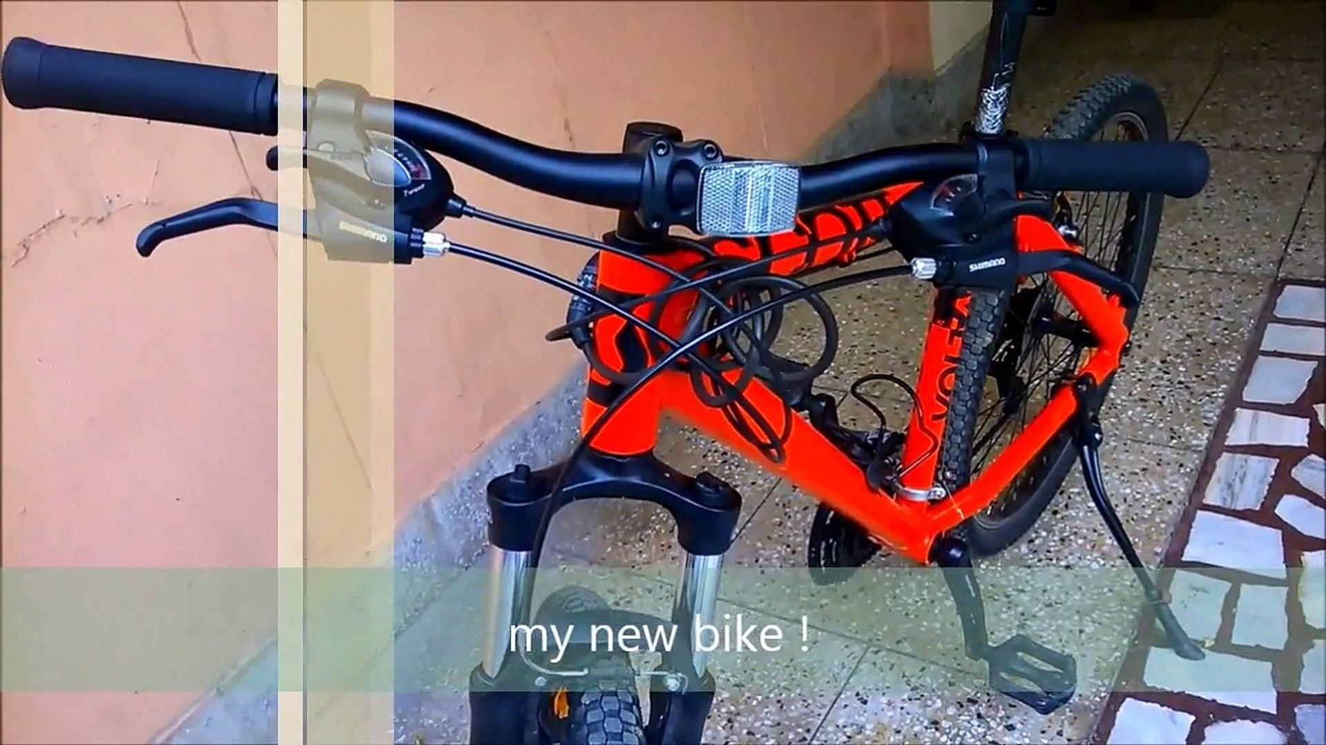 My new bike! scott voltage YZ 30  -not tech but still high tech !
