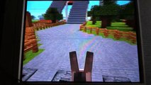 Minecraft PS3- Mario Kart 8 (Mario Circuit GBA)