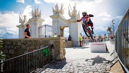 Bratislava City Downhill Documentary | City Downhill World Tour...