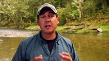 Fly Fishing. Fly casting. Tips for fly casting in the wind
