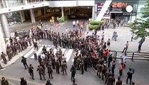 Uno de los detenidos por el atentado de Bangkok confiesa haber entregado la bomba al autor de la masacre