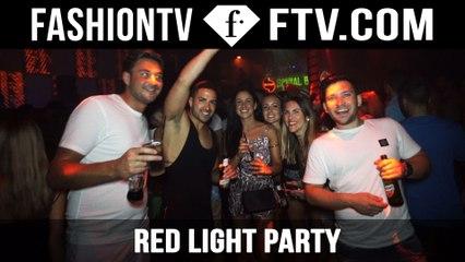 Red Light Party at Legendary Sankeys Club Ibiza Summer 2015 | FTV.com