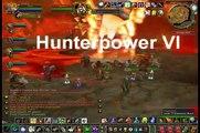 WoW Classic: Hunter Power 6 (34 Hunter vs Ragnaros, speedkill)