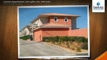 Location Appartement, Saint-gilles (30), 444€/mois