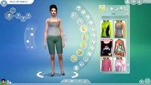 The Sims 4 Simming Games Challenge Create a Sim & Fashion Show