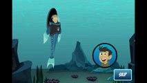 Wild Kratts Ride on Remora Cartoon Animation PBS Kids Game Play Walkthrough   pbs kids games