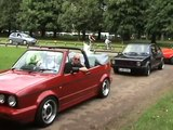Mk1 Golf Owners Club Rally returning to Coombe abbey - Gammygolfgti