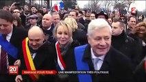 Manif pour tous - Marion Marechal Le Pen interview France2 130113