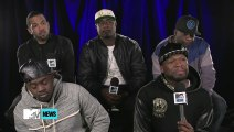 50 Cent Comments on Lil Wayne & Birdman's Beef  MTV News