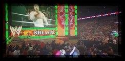 WWE Monday Night Raw - Sheamus attacks Antonio Cesaro   26/05/2014