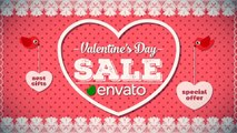 Videohive Valentines Day Sale| VideoHive Templates | After Effects Project Files