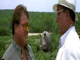 Rhino scene - Ace Ventura 2 - When Nature Calls (1995)