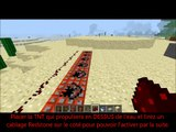 Canon à TNT vertical - Episode 1 - Tutoriels Minecraft : Redstone - Pistons - TNT