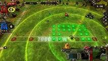 Warhammer Blood Bowl - Orcs vs Chaos game play - Part 1