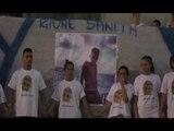 Napoli - 17enne ucciso alla Sanità, flash mob per Genny Cesarano (08.09.15)