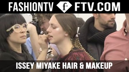 Creative Concept for Issey Miyake Hair & Makeup | FTV.com