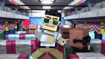 "Minecraft Style - Parodie: ""PSY - Gangnam Style"""