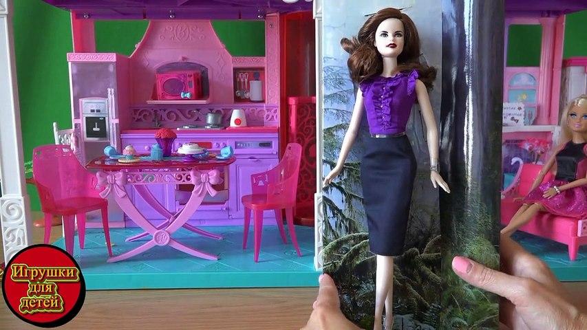 Распаковка, кукла Есме Сага Сумерки Barbie Mattel Twilight | Godialy.com