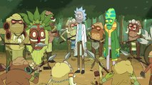 Morty: Leader of Tree People | Rick and Morty | Adult Swim