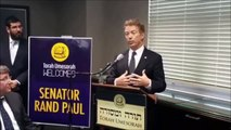 Rand Paul Talks With Jewish Leaders In New York City (Excerpt)