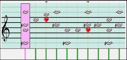 Super Mario World - Athletic - Mario Paint Composer