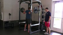 Workout Wednesday - Barbell Squat | Auburn Campus Rec