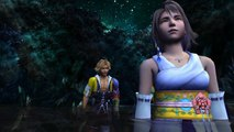 Final Fantasy X - Tidus and Yuna Love Scene