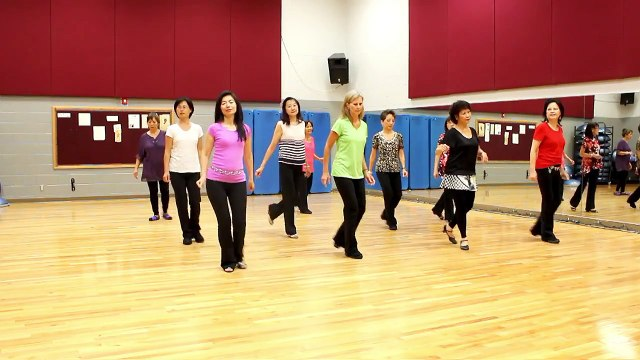 Unmistakable - Line Dance (Dance & Teach in English & 中文)