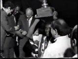 ACL 1993 Finale l'Espérance Bat Al Muharraq Club et remporte la Coupe des clubs champions arabes 19-09-1993