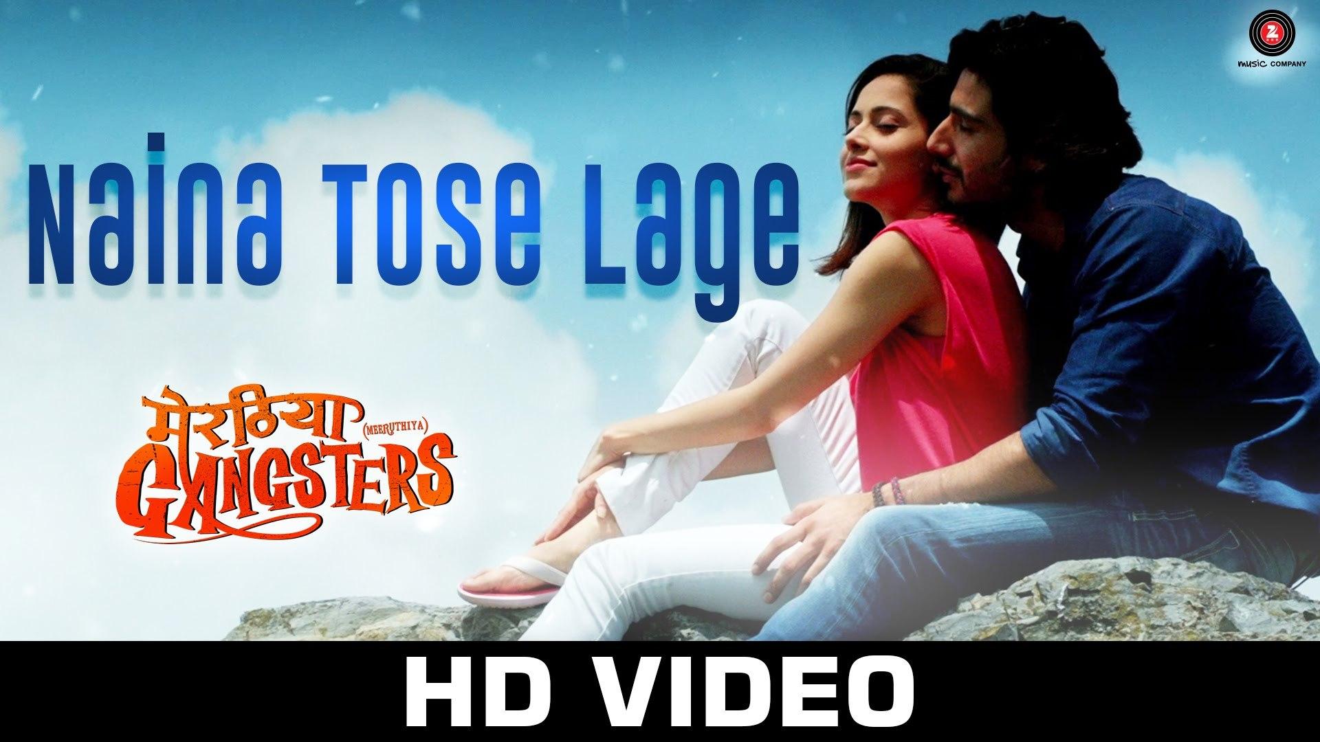 Naina Tose Lage - Meeruthiya Gangsters _ Rahat Fateh Ali Khan - SOng 2015