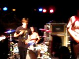 Set Your Goals - Gaia Bleeds (Live @ Northern Lights in Clifton Park, NY 11/4/2009)