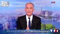 JT de 20 heures sur TF1, Sardou conseille à Gilles Bouleau de prendre du poids...