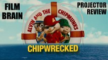 Projector: Alvin and the Chipmunks - Chipwrecked (REVIEW)