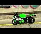 GTA V PC MOD SUPER MOTO!! KAWASAKI NINJA ZX10R GTA 5 MODS PC Makiman
